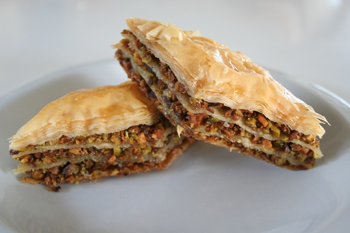 Traditional Baklava Recipe | Marin Homestead