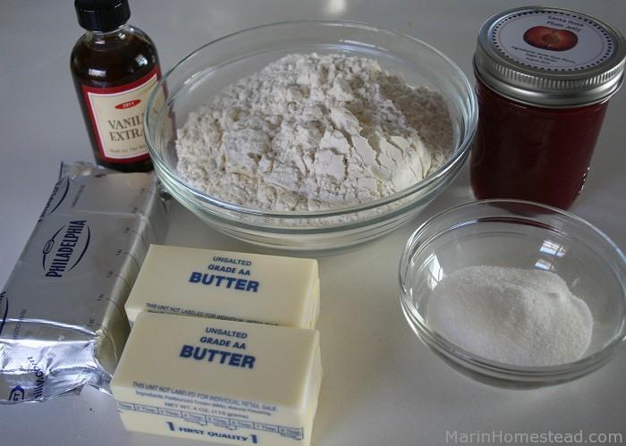 Jam Filled Cream Cheese Cookies (aka Kolacky Cookies) | Marin ...