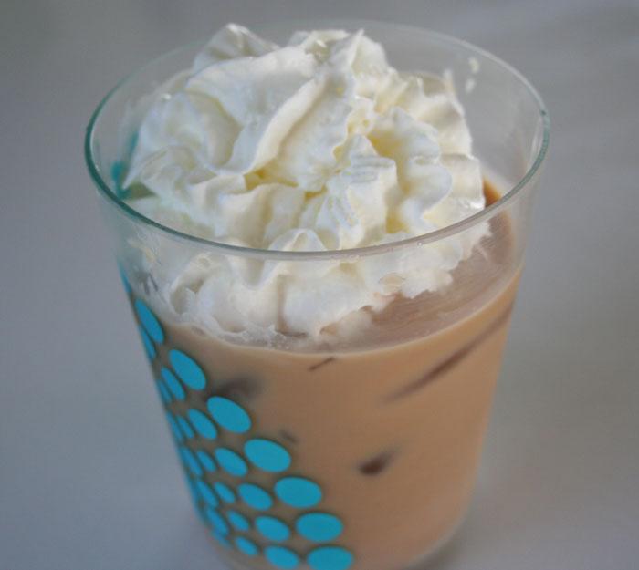 Cold Brewed Coffee cà phê sữa đá (Vietnamese Ice Coffee)