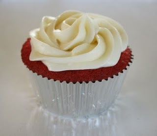 Guilty Pleasures: Tammy's Red Velvet Cupcakes