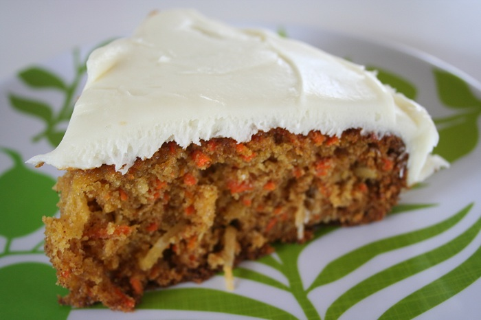 Tammy's Carrot and Pineapple Cake
