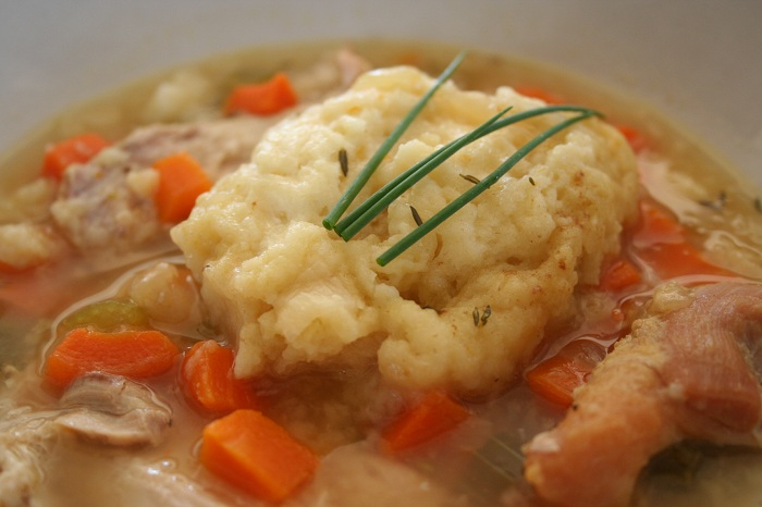Tammy's Easy Chicken and Dumplings