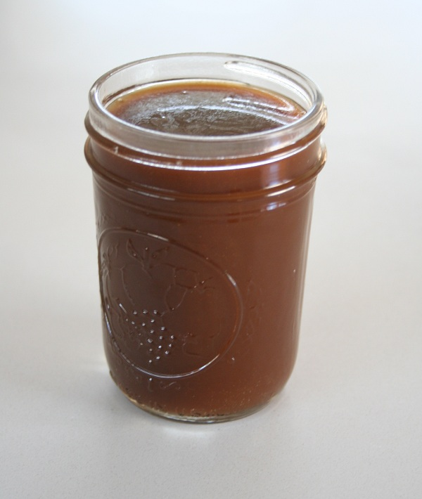 Brown Sugar Caramel Sauce