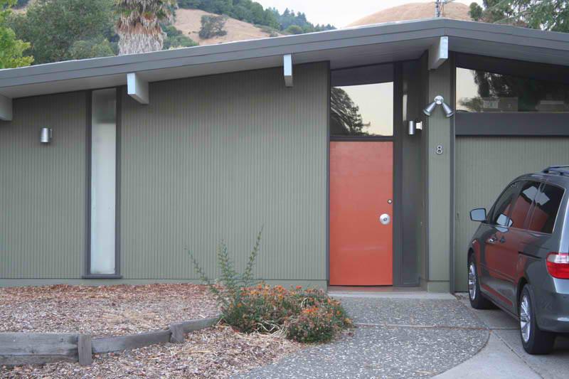 eichler-escutcheon-door-kit-12 & Eichler Front Door Escutcheon Kit Restoration | Marin Homestead pezcame.com