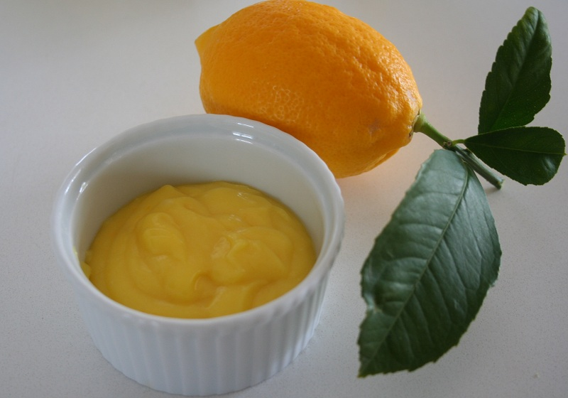 Meyer Lemon Curd (Recipe & Pictorial)