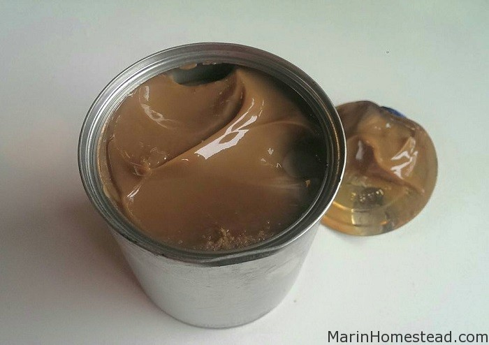 Dulce de Leche from Sweetened Condensed Milk