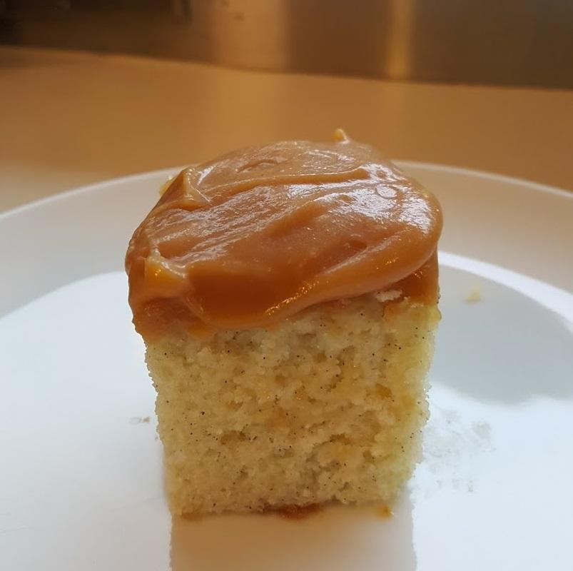 Southern Caramel Cake (Semi-Homemade)
